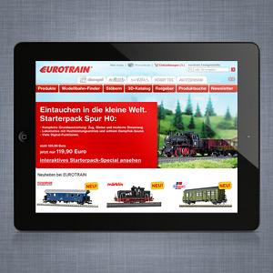 Eurotrain Relaunch