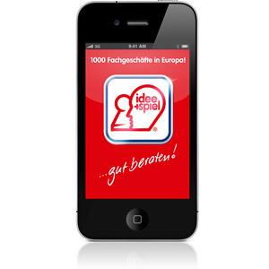 idee+spiel iPhone App