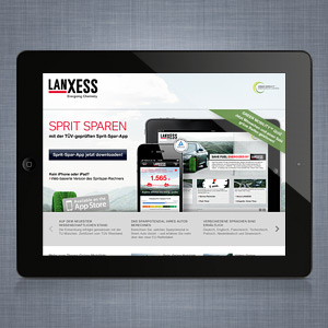 Lanxess GM Landingpage