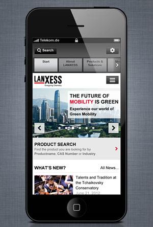 Lanxess Mobile