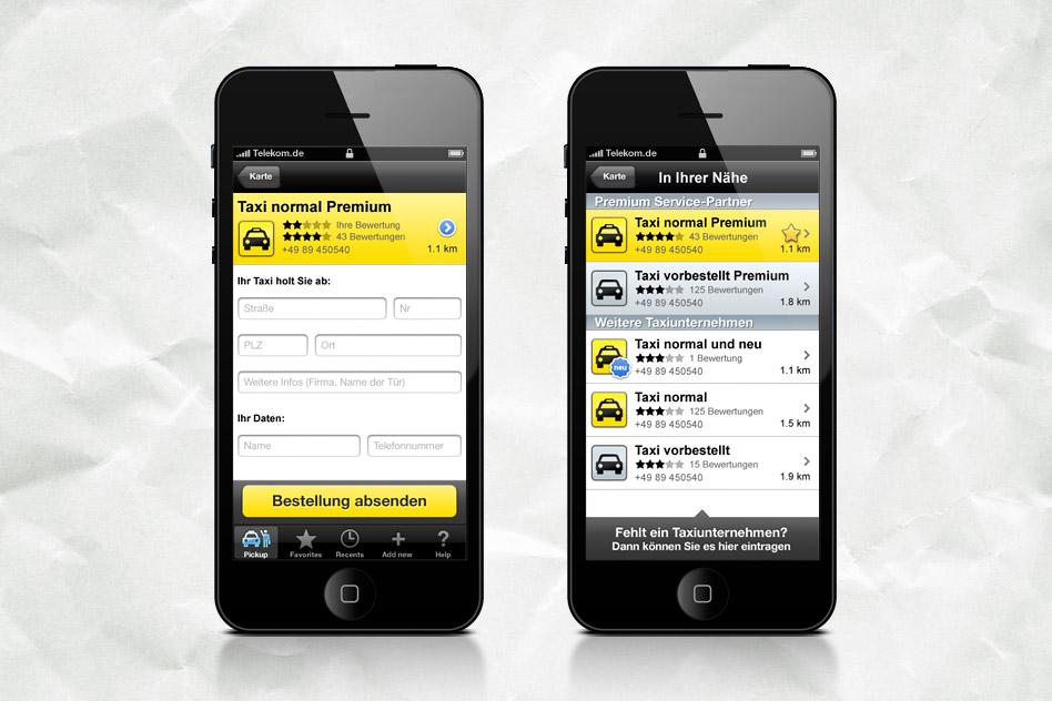 cab4me App 02
