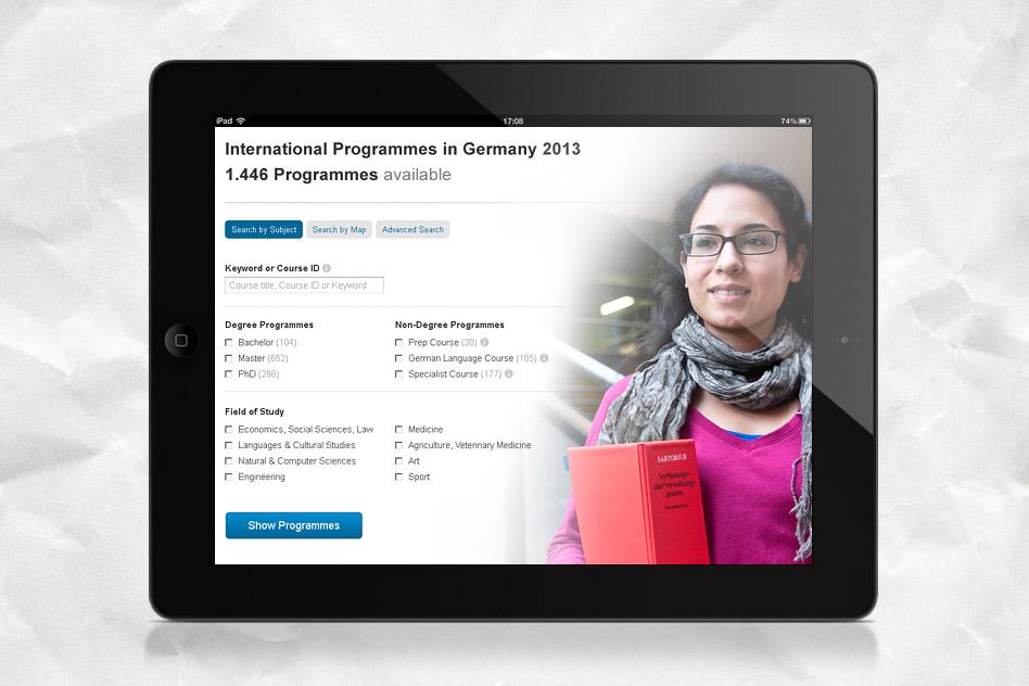 DAAD International Programmes 01