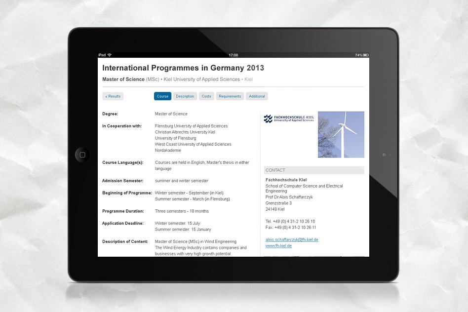DAAD International Programmes 03