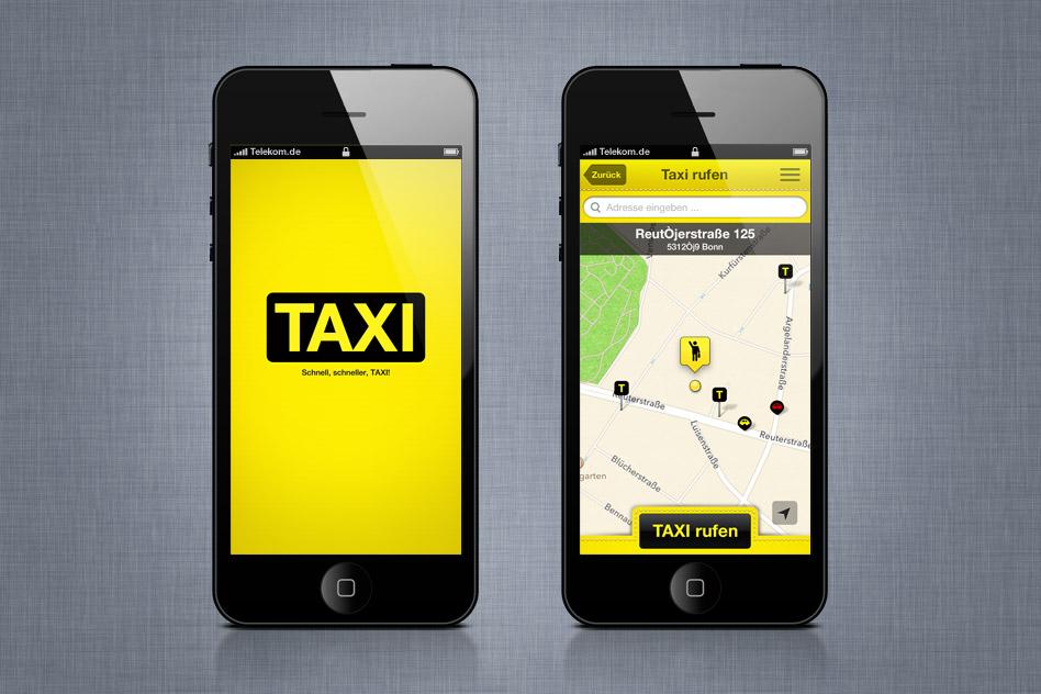 Taxi App 01