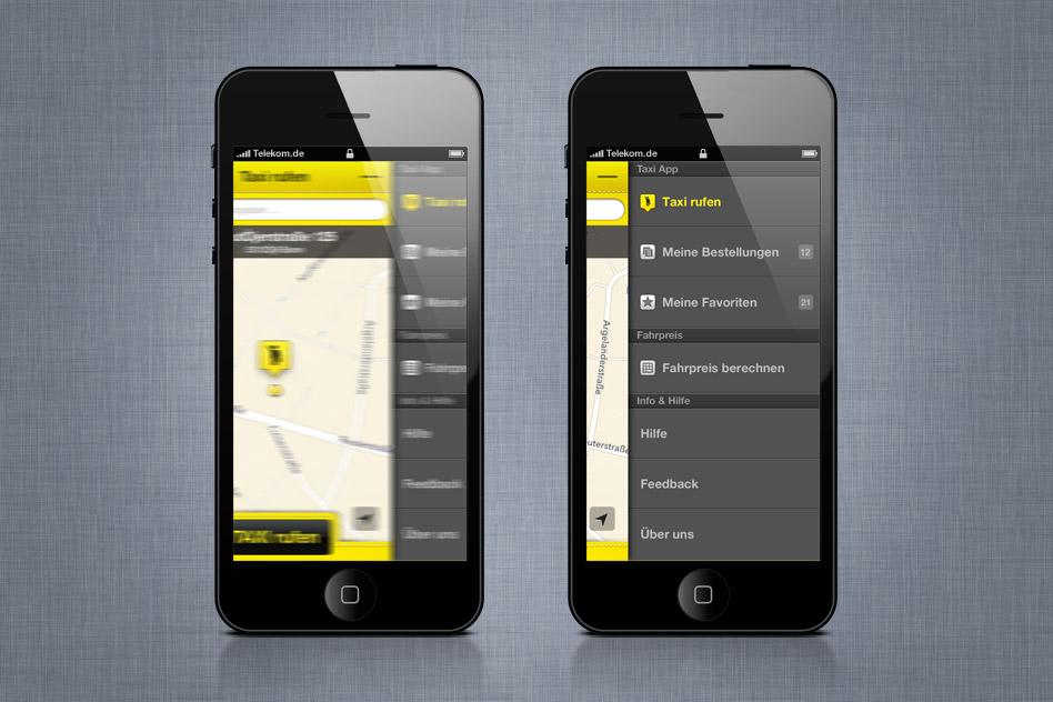 Taxi App 02