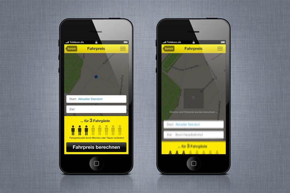 Taxi App 03