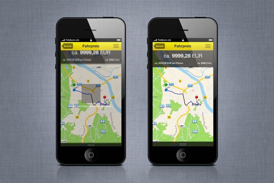 Taxi App 04