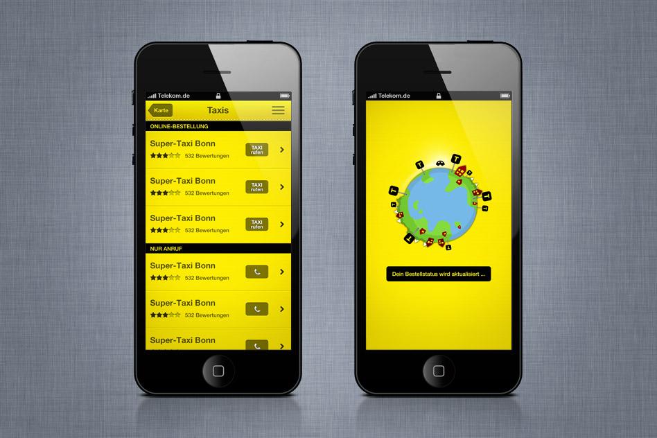 Taxi App 05