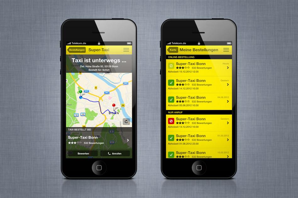 Taxi App 06