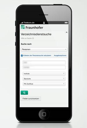Fraunhofer Responsive