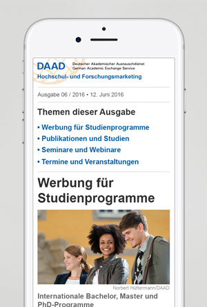 DAAD Newsletter