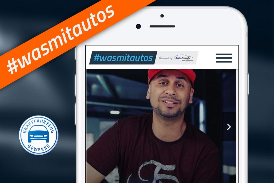 #wasmitautos KickOff 01